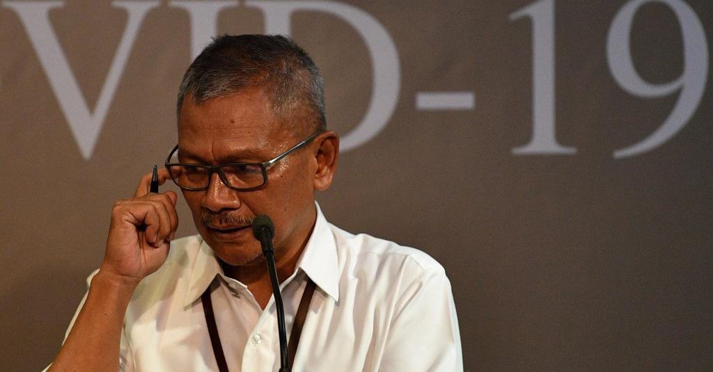 Achmad Yurianto: Virus Corona Mudah Mati Jika Terk