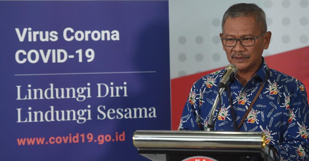 Update Persebaran Coronavirus COVID-19 di Indonesia per 19