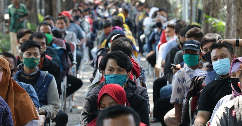 Ironi Corona Jawa Timur: Tes Massif, Kematian Ting