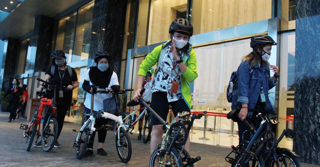 Kemenhub Sebut Pajak Sepeda Tak akan Diatur Regulasinya