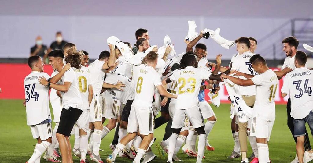 La Liga Spanyol 2020-2021: Peserta, Tim Promosi, Jadwal ...