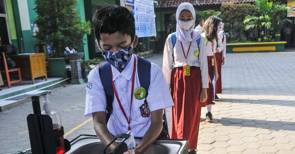 Syarat Panduan Sekolah Tatap Muka 2021 Di Masa Pandemi Covid 19