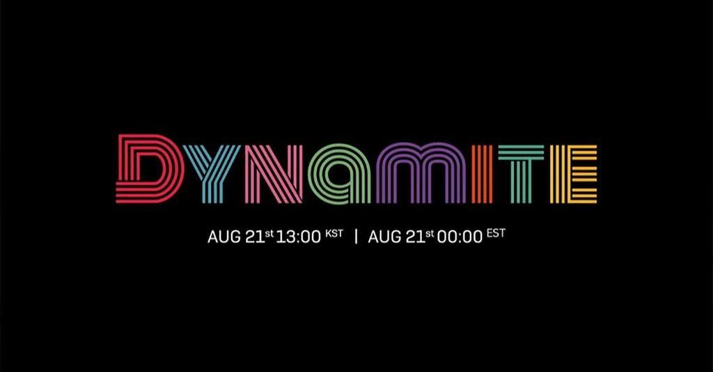Cara membuat video lirik lagu kpop,arti lirik dynamite bts yang pecahkan