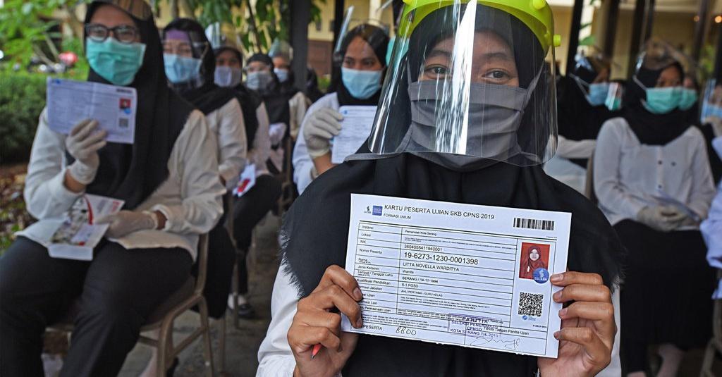 Cek Pengumuman Hasil Seleksi CPNS Kejaksaan RI 2021 - Tirto.ID