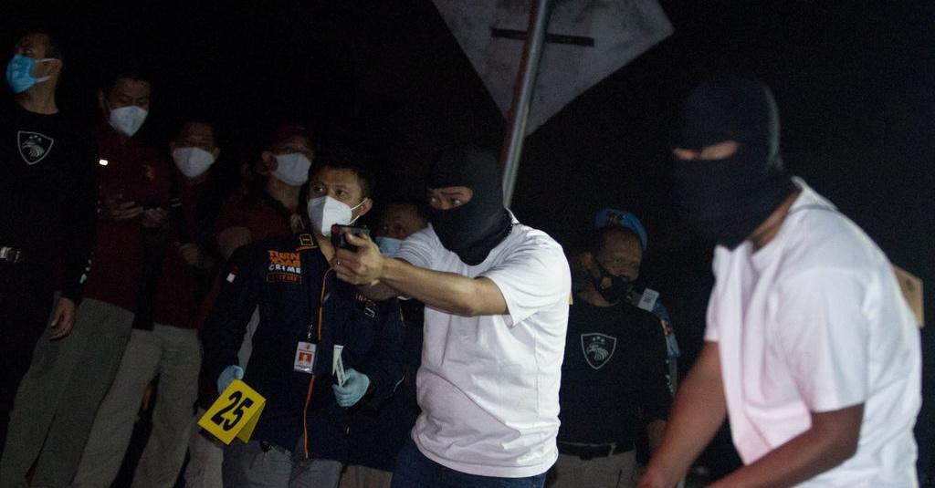 Bareskrim: Enam Anggota Laskar FPI yang Tewas Jadi