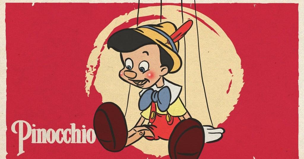 Kisah Pinocchio Dari Dongeng Kejam Ke Film Animasi Terbaik Tirto Id