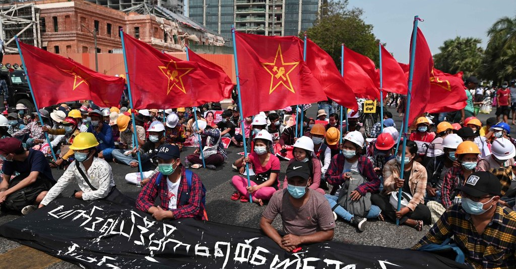 Ada Apa di Myanmar Hari Ini; Kisah Angel & Alasan