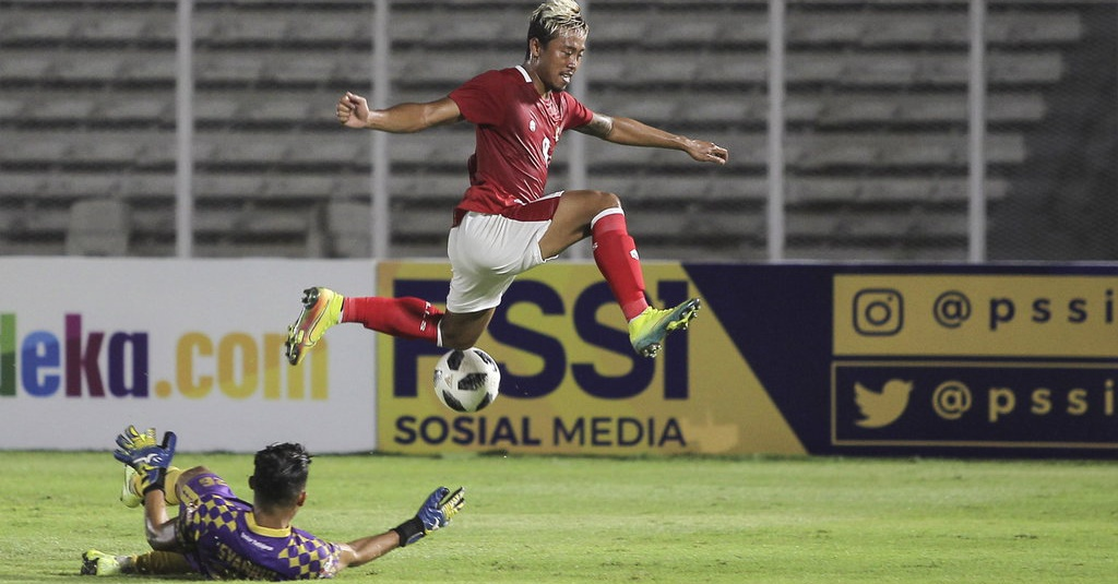 Hasil Timnas Indonesia vs Oman 2021 Tadi Malam Skor 1-3 ...