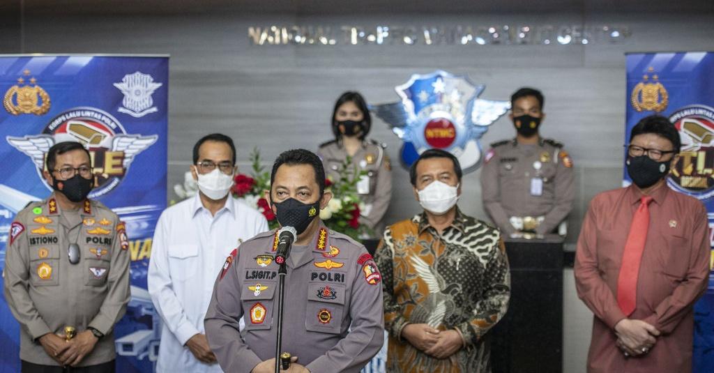 Kapolri Larang Media Menyiarkan Arogansi & Kekerasan Polisi