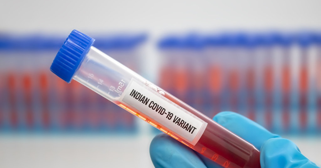 CDC Sebut Penularan Virus Corona Varian Delta Sama