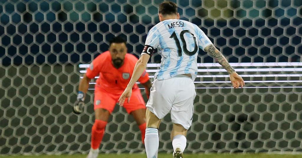 Prediksi Brasil vs Argentina: Jadwal Final Copa America ...
