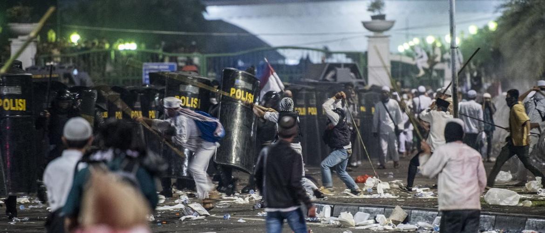 Para Politikus yang Mencari Panggung di Demo 4 November