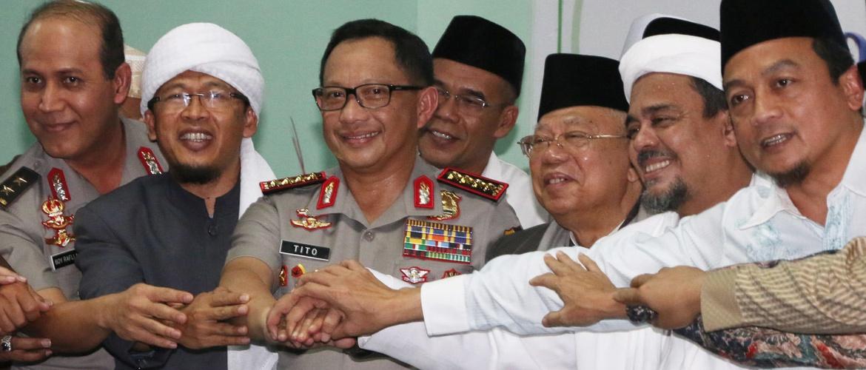 Manuver Jenderal Tito Meredam Aksi 2 Desember