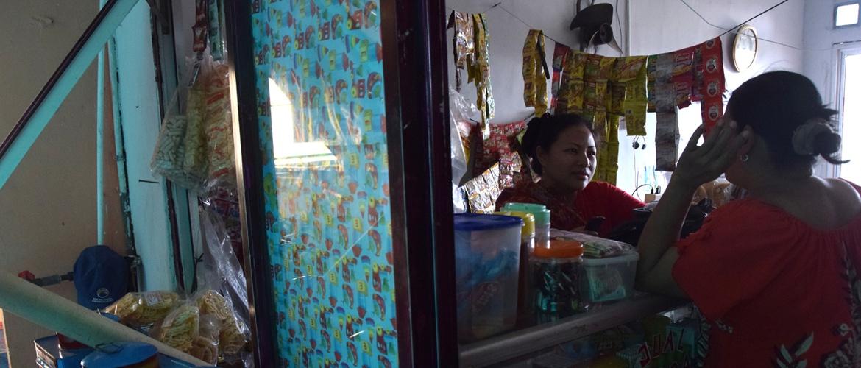 Di Rumah Susun, Kondisi Ekonomi Korban Gusuran Kian Sulit