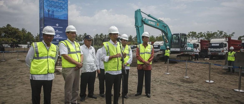 Peran Jokowi Memuluskan Megaproyek Bandara Kulon Progo