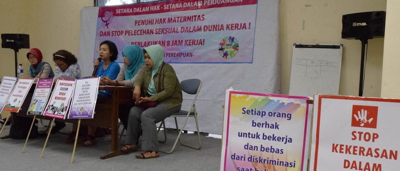 Hak Perempuan Diakui sekaligus Diingkari