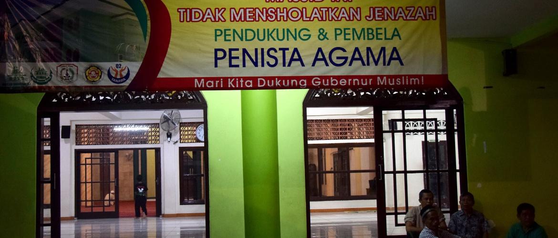 Politik Masjid Pilkada DKI yang Meretakkan Keluarga
