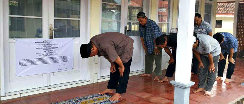 Muslim Ahmadiyah Menebar Kebaikan Sekalipun Dipersulit
