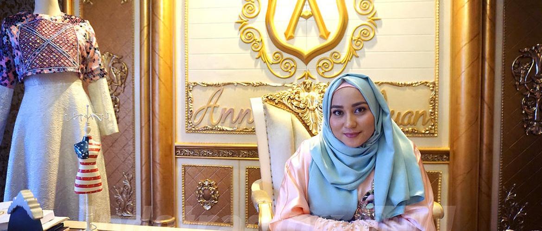 Kehidupan Glamor Anniesa Hasibuan, Pemilik First Travel