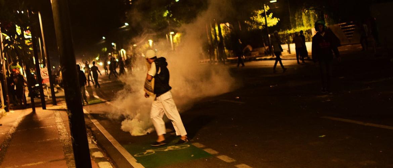 Hoax PKI, Penyerbuan, dan Kericuhan Senin Dini Hari di YLBHI