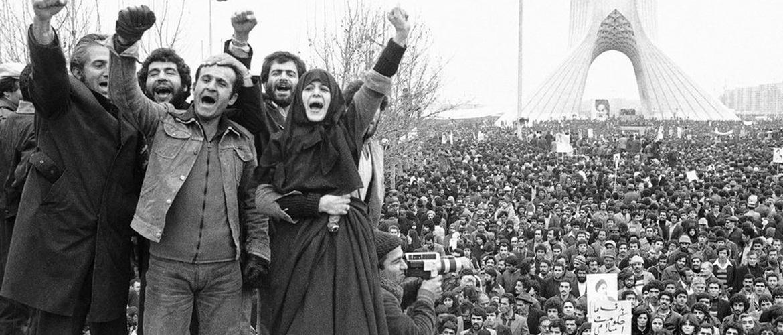 Tradisi Protes di Iran