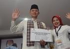 Agus Harimurti Yudhoyono - Sylviana Murni