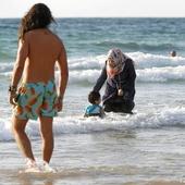 Pelarangan Burkini, Sekulerisme Ekstrem Perancis