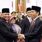 Era Jokowi-JK: Fokus Ekonomi, Abai Penegakan Hukum