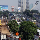 Genjot Infrastruktur, tapi Manajemen Lalu Lintas Amburadul