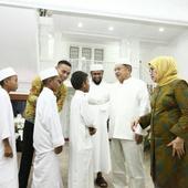 Wapres JK Tutup Ramadan 1438 H Bersama Anak Yatim Papua