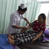 KIS dan Kisah Melewati Lebaran di Rumah Sakit
