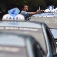 Go-Jek Tambah Fitur Pesan Taksi Blue Bird