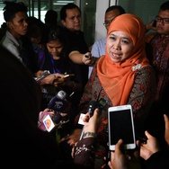 Khofifah Belum Minta Izin Ke Jokowi Soal Pilgub Jatim