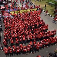 17 Ribu Personil Kepolisian Kawal May Day 2017