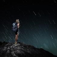 Hujan Meteor Orionid Hiasi Langit Akhir Pekan Ini