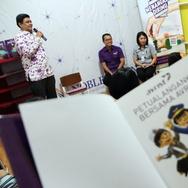 Indonesia Wakilkan Dua Buku di Imagine Children's Festival