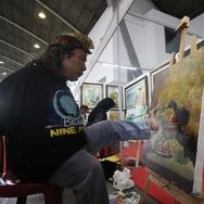 Pembukaan Pasar Seni Lukis Indonesia
