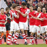 Arsenal Raih Juara Piala FA 2017 Usai Tundukkan Chelsea 2-1