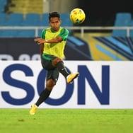 Latihan Resmi Timnas Indonesia