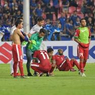Indonesia Posisi 173 Peringkat FIFA