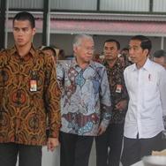 Presiden Jokowi Ingin Pasar Tradisional Bersaing dengan Mal