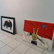 BBY Gelar Pameran Kartun Paguyuban Kartunis Yogyakarta