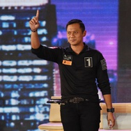 Kondisi Jakarta dalam Bencana versi Agus-Sylvi