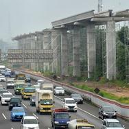 Ahok Yakin LRT Selesai Sebelum Asian Games 2018