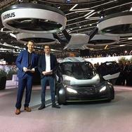 Mobil Drone Hybrid Keluaran Airbus Bisakah Atasi Kemacetan?