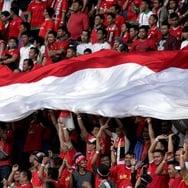 Jelang Indonesia vs Puerto Rico, Penonton Padati Stadion