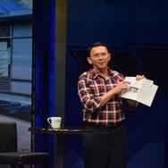 Ahok Klaim 75% Warga Jakarta Puas Kinerjanya