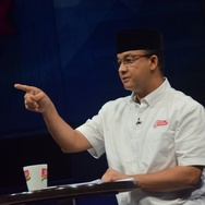 Debat Cagub Mata Najwa: Anies Agresif Mencecar Ahok