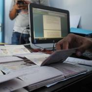 74 Pelaku Kejahatan Siber di Surabaya Langgar Keimigrasian