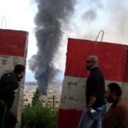 Tentara Lebanon Serang Pertahanan ISIS di Ras Baalbek